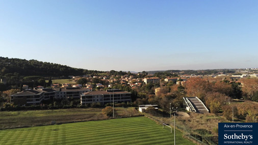 Survol pour l'agence immobilière Sotheby's | Aix en Provence