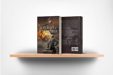 Based on the real events at the end of World War II this thrilling military novel has increased relevance in today's climate of terrorism. Flight of the Valkyrie centers on an attempt by Heinrich Himmler, member of the doomed Nazi hierarchy to infiltrate the Manhattan Project and capture the newly developed atomic bomb intending to use it as leverage to mitigate Germany's surrender terms. Receiving classified intelligence of the project's progress from a mole within the Russian spy network a top-secret team of German commandos lands on the coast of Maine and launches a ruthless campaign of blackmail and forgery. The gripping story is inspired by real-life intrigues of Heinrich Himmler, head of the SS, who instigates a special underground organization in a desperate attempt at self preservation at the time of Germany's surrender in 1945. All the hallmarks of a great espionage thriller are here, enhanced by the cast of endlessly complex characters, the fresh and distinctive voice of this