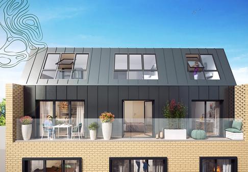 [Projet] PERL & ELAN, nouveau bâtiment à l'empreinte carbone exemplaire