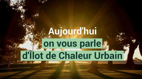 [Vidéo] Quantifier les effets d'îlots de chaleur urbains