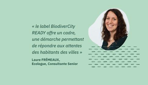 [Interview] Label BiodiverCity READY, outil à la transition écologique de l'immobilier