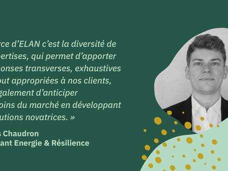 [Portrait] Thomas Chaudron, Consultant Energie & Résilience