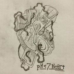 #doodle #pencildrawing_#trippin #psychedelic #heart #science_#auxsmade