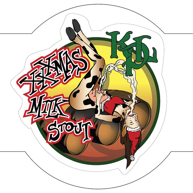 #beerlabel for my friend _kplockhart #illustrator#photoshop_#auxsmade