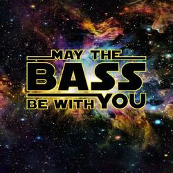 #maythebassbewithyou #bass #starwars #edm #morebass new design, pendants, stamps, shirts coming soon