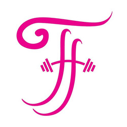 logo for _fearlessfay #adobeillustrator #vectorart_#auxsmade