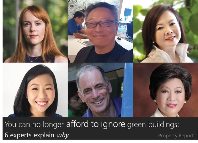 You can no longer afford to ignore green buildings