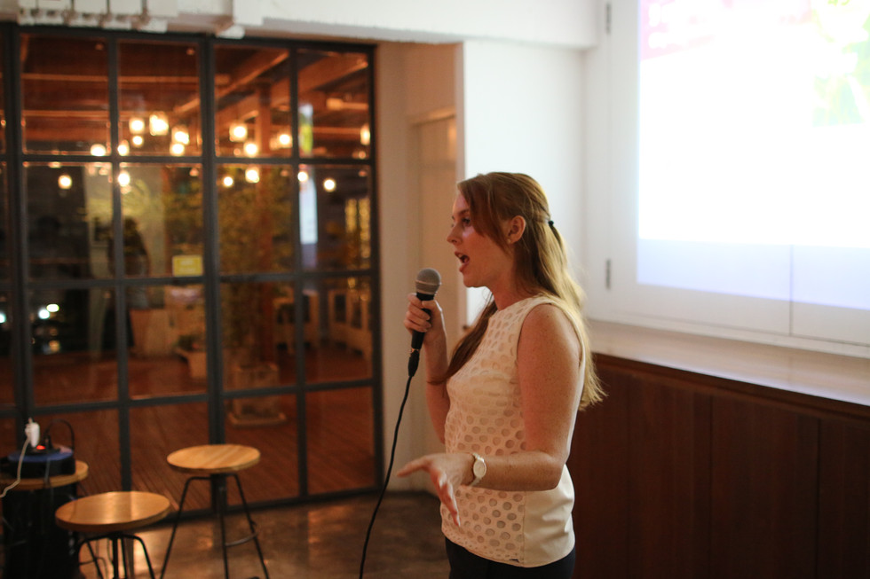 Guest Speaker @ The Hive Sustainability