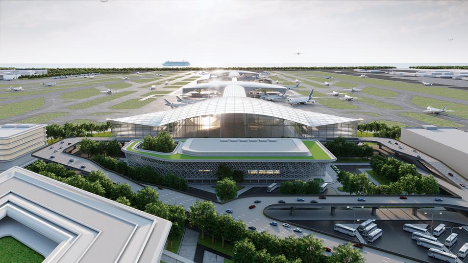 U-Tapao Airport City