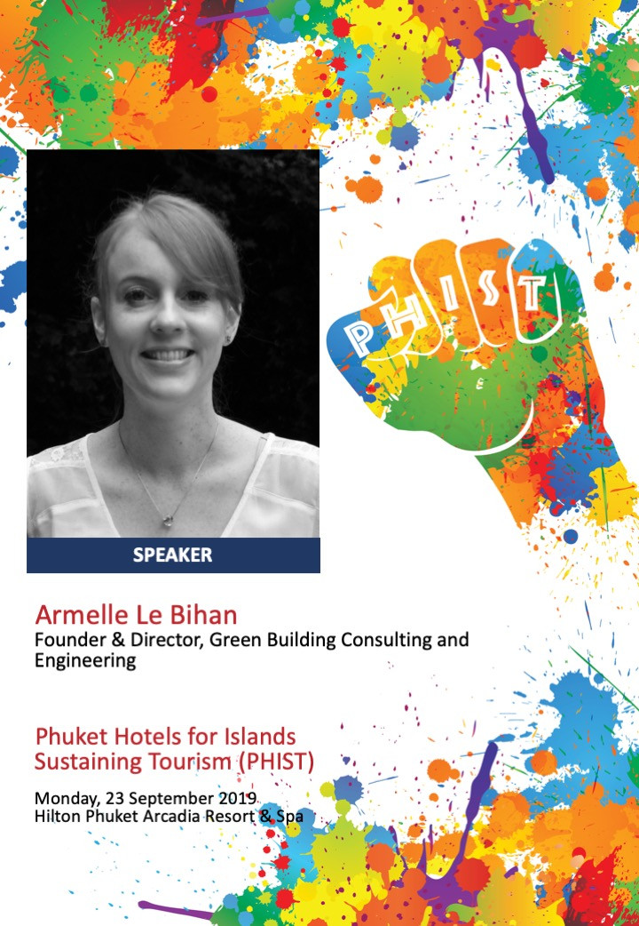 Armelle Le Bihan, speaker at PHIST 2019