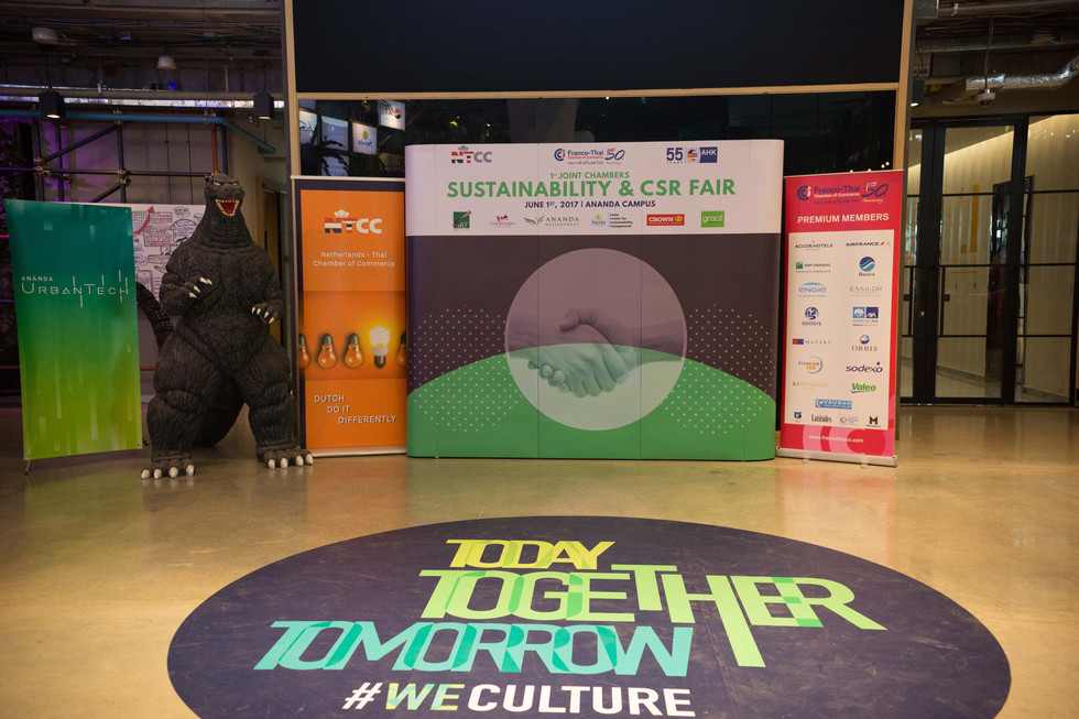 Joint Chambers Sustainability & CSR Fair