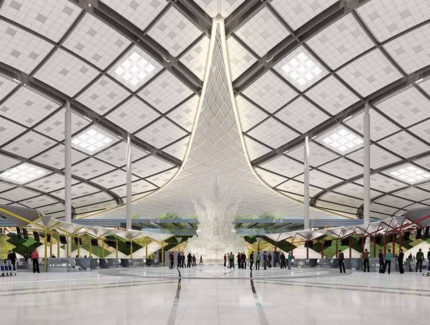 Terminal 2 Bangkok Intl Airport