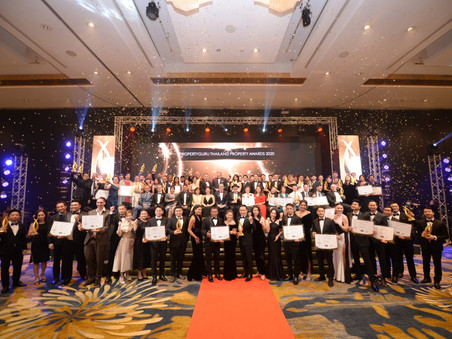 Sustainability rewarded at PropertyGuru Thailand and Regional Property Awards