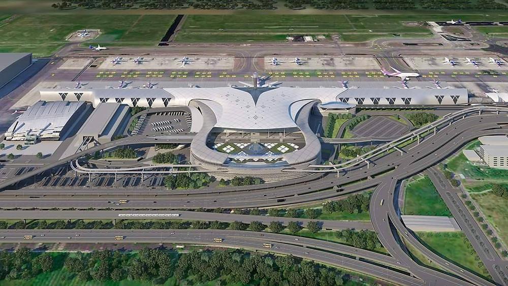 Terminal 2 Bangkok International Airport