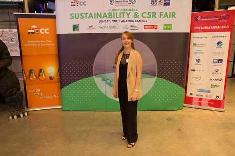 Organizer @ Joint Chambers Sustainability & CSR Fair