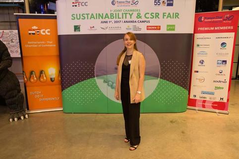 Organizer @ Joint Chambers Sustainability & CSR Fair