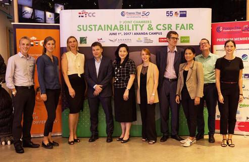 Team @ Joint Chambers Sustainability & CSR Fair