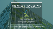 Announcing The Green Real Estate event