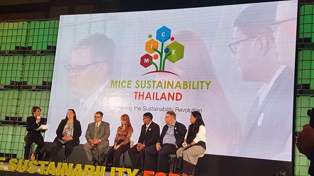 Guest Speaker @ MICE Sustainability Forum 2017