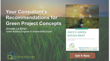 Get your next project going with our green design brief
