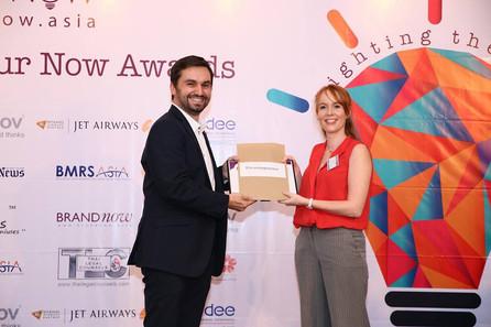 Winner of Eco-Entrepreneur @ ENA Awards