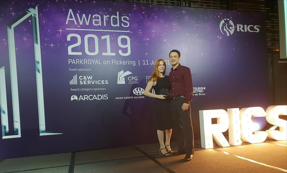 RICS South East Asia Awards 2019