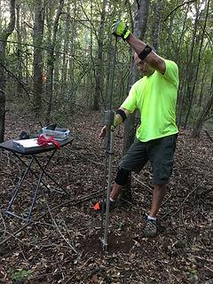 ABTS Field DCP Testing Soil Borings / Soil Testing