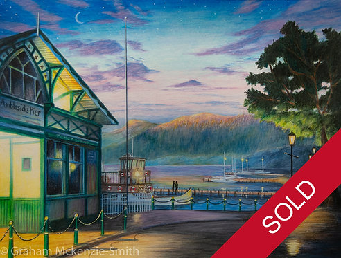 Ambleside Waterfront (Sold)