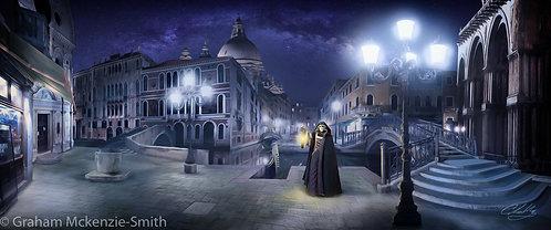 The Secret Gondolier
