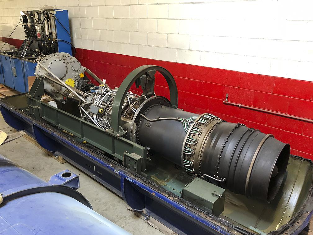C130H Engine