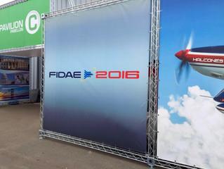 S3 International & S3 Brasil at FIDAE