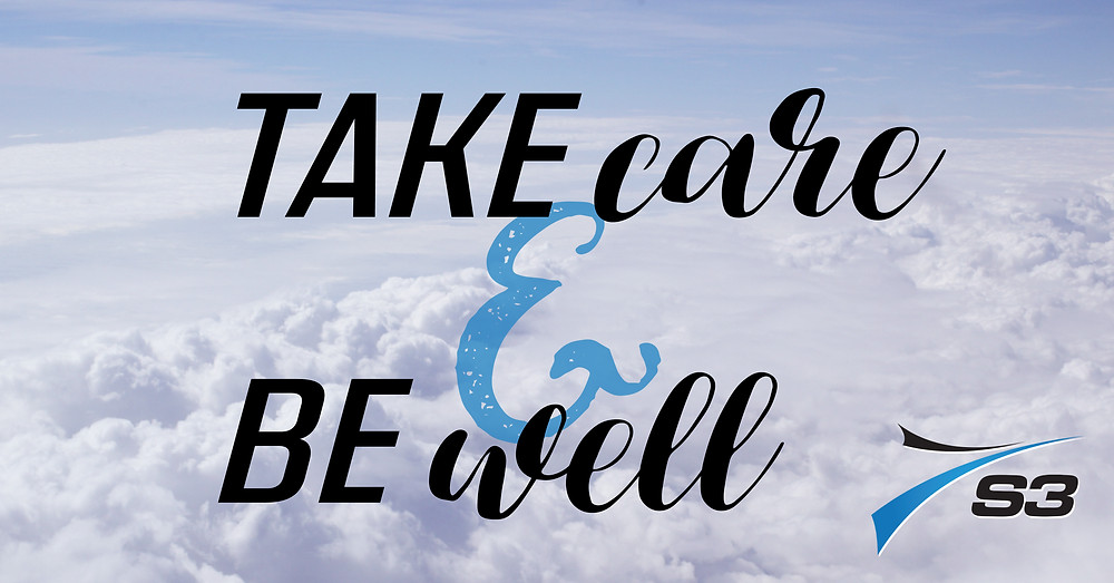 Take care & Be well