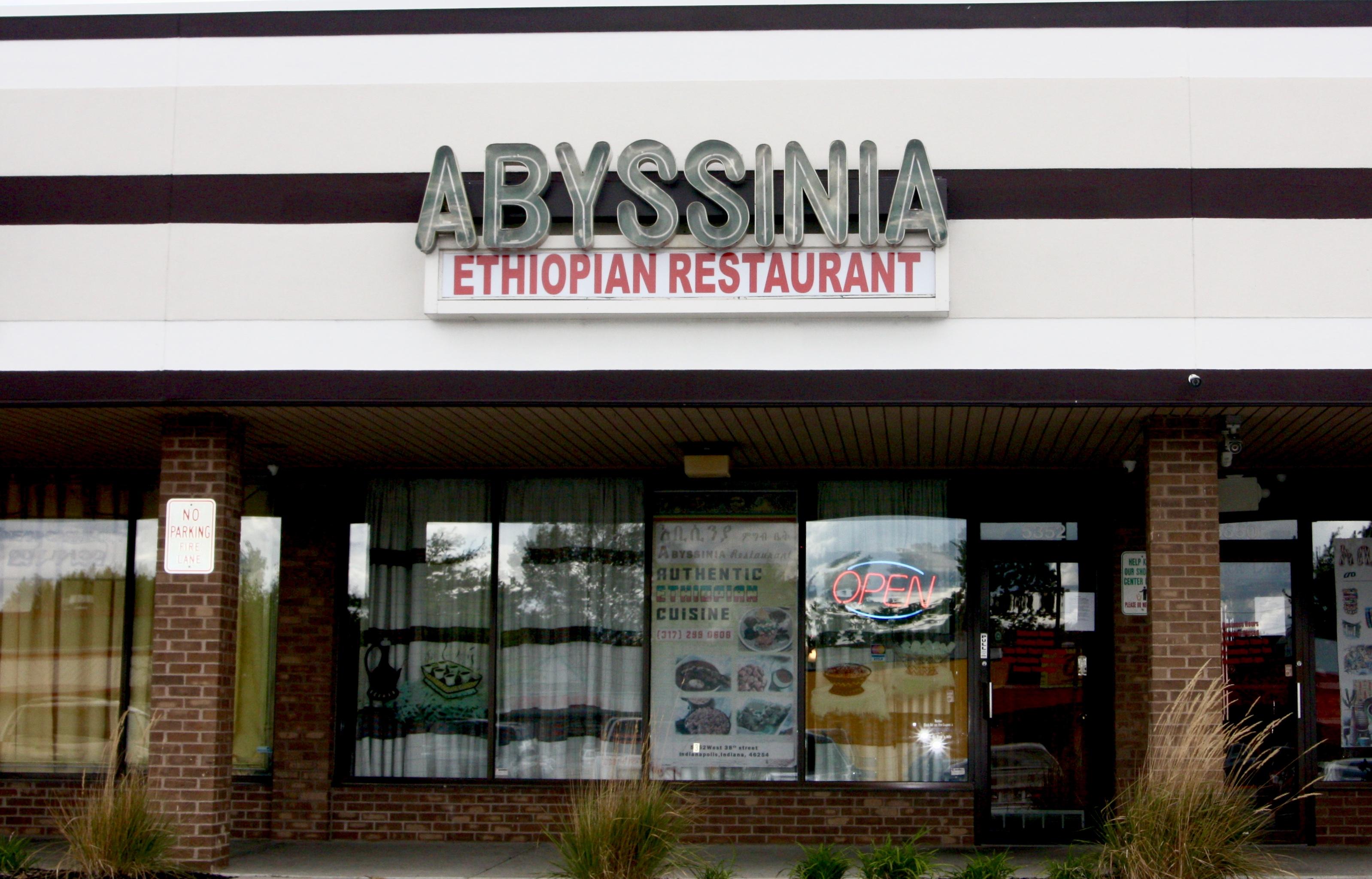 Abyssinia Ethiopian Restaurant