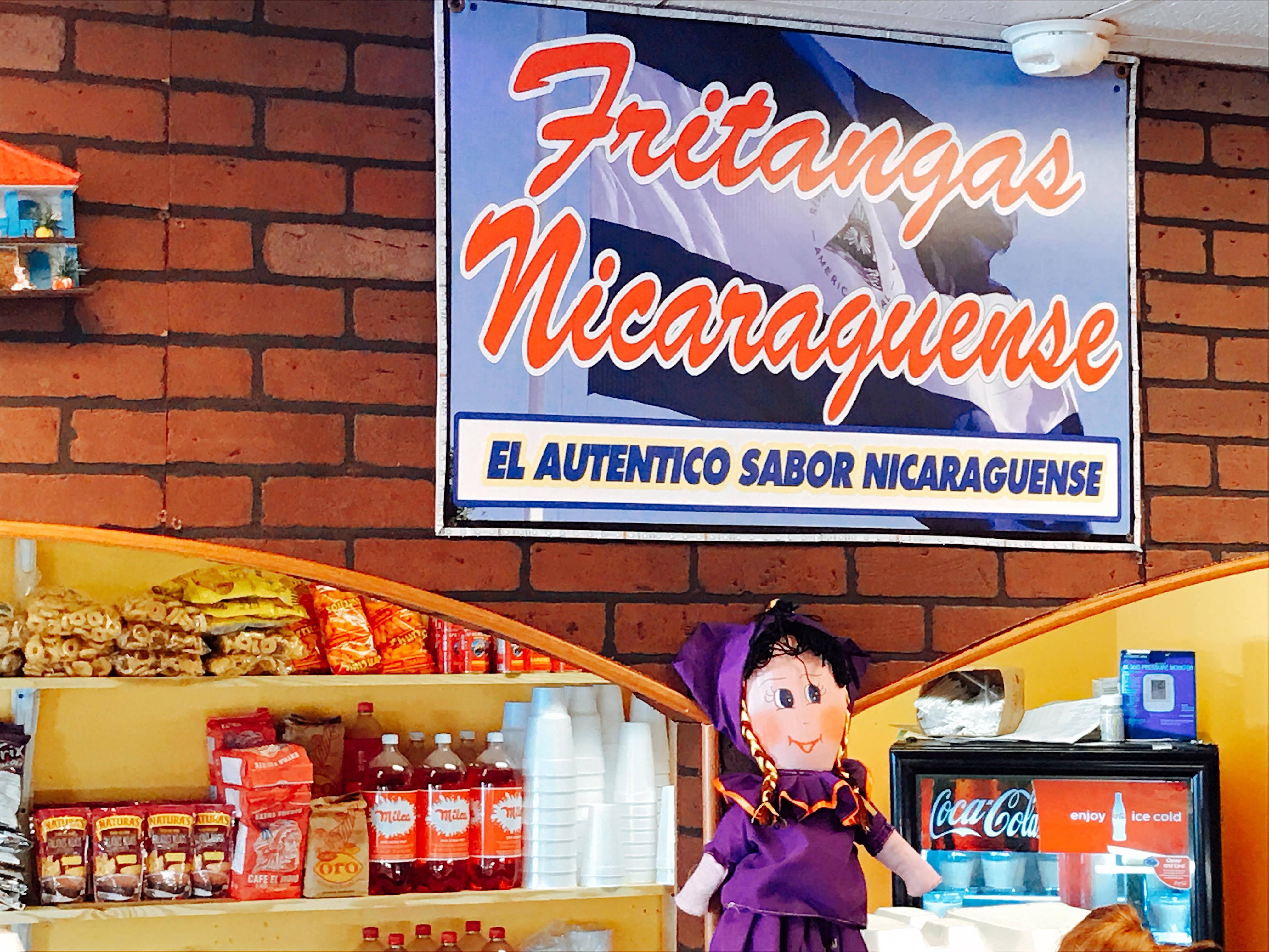 Fritangas Nicaraguense