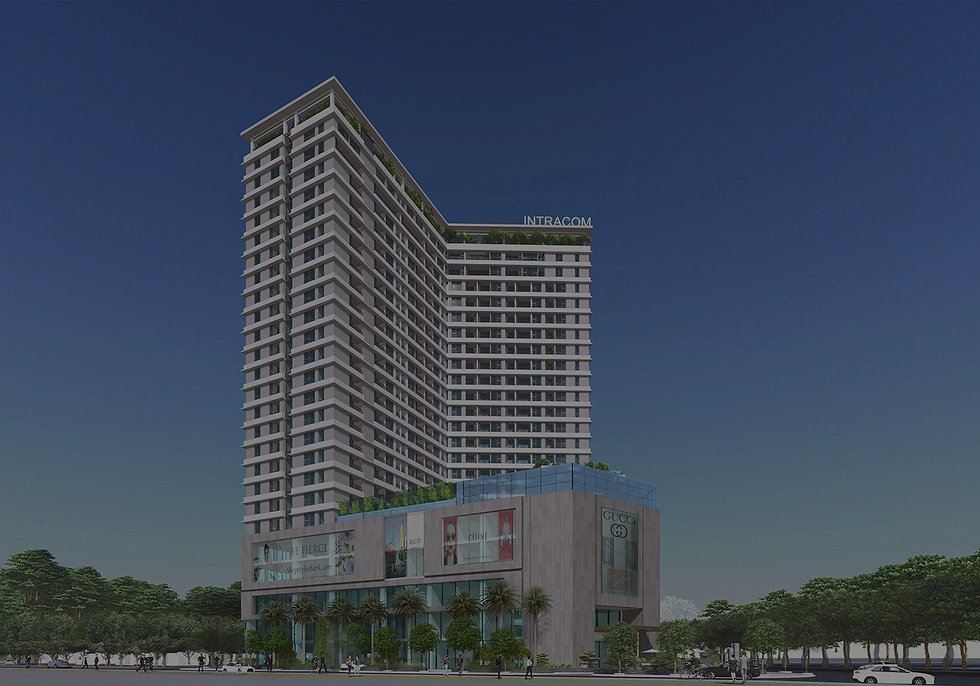 TRUNG VAN RESIDENTIAL COMMERCIAL COMPLEX
