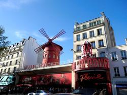 Le Moulin Rouge - Pigalle
