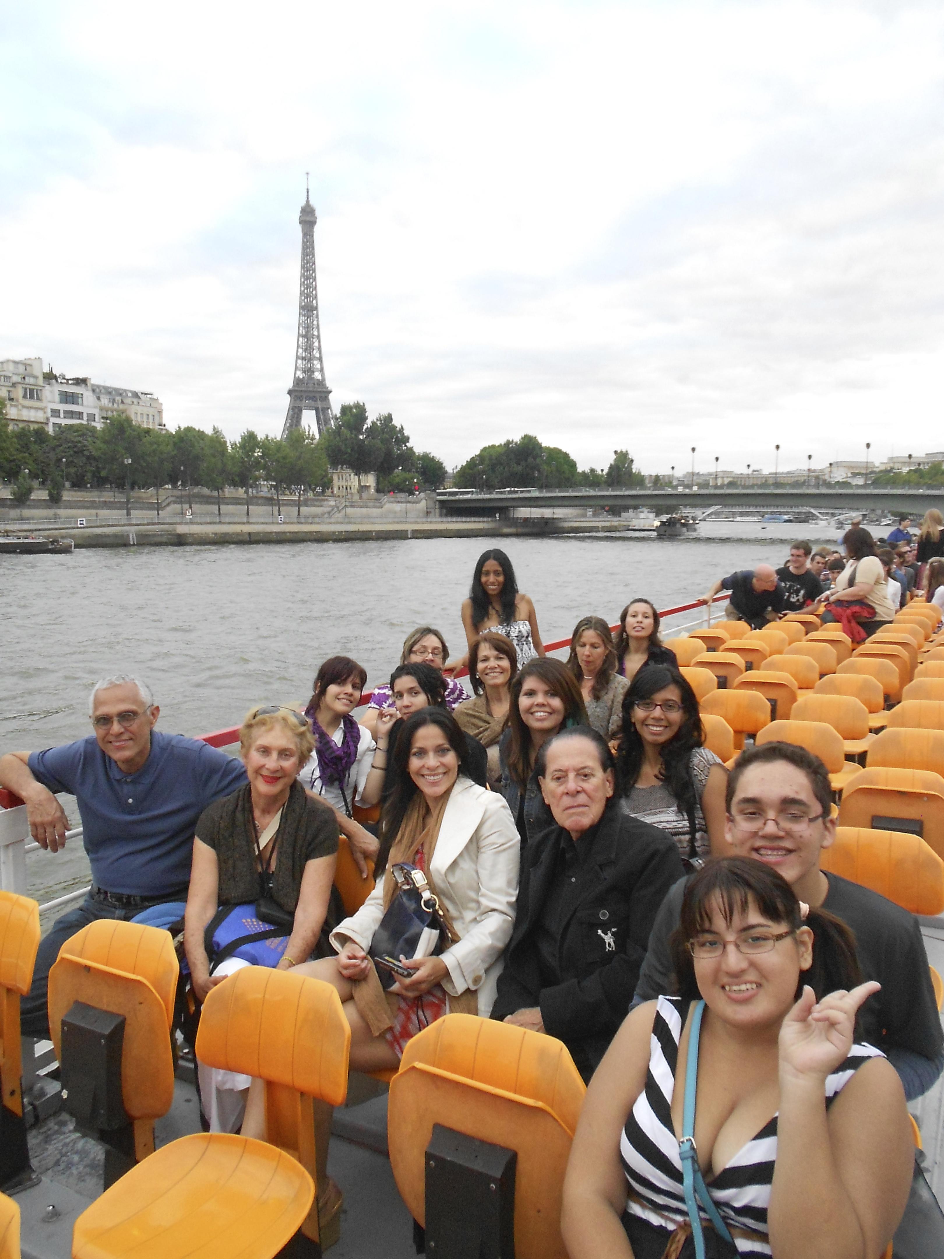 La Seine ´paseo 2012