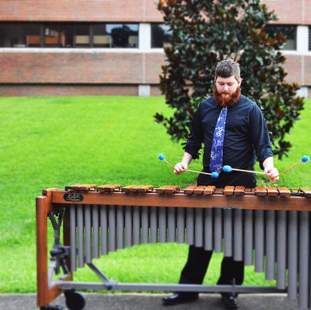 Marimba Outside Again