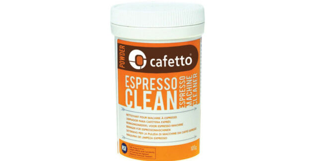 Cafetto 100g Espresso Coffee Machine Cleaner