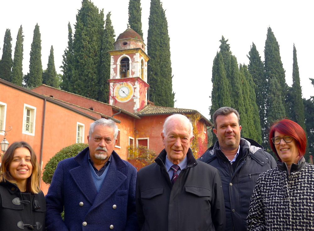 Cristoforetti and Delibori families - Cantine Delibori