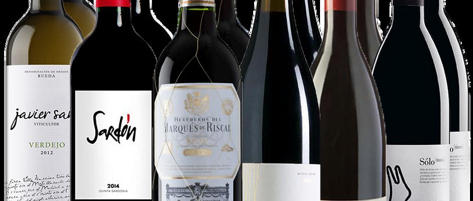Option 2 - 12 wines