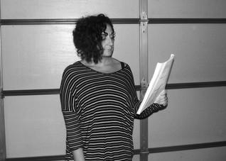 Ay Carmela rehearsals