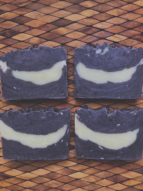 Chocolate Soap - 20-22% Fat Soap