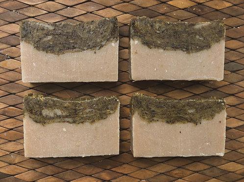 Home made Organic Calendula - Sensitive Skin & baby soap