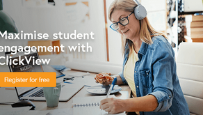 Maximise student engagement with ClickView