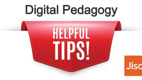 A deep dive into digital pedagogy