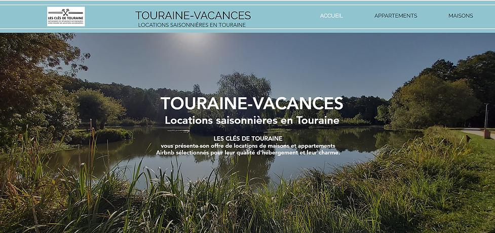 Locations saisonnières en Touraine