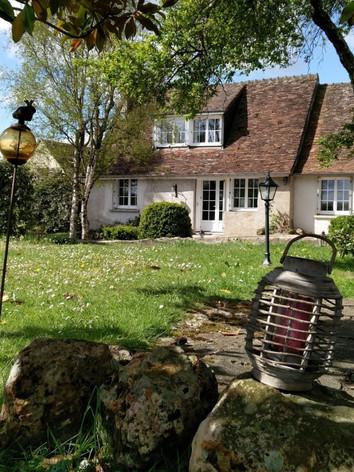 Location saisonnière maison en Touraine 8 personnes
