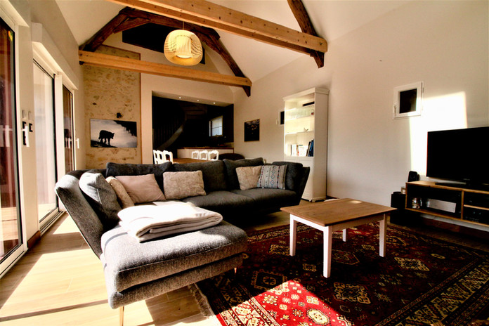 Location maison 5 personnes Touraine