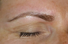 Eyebrow Microblading. Carol Dinis Cosemtic Tattoo Artistry